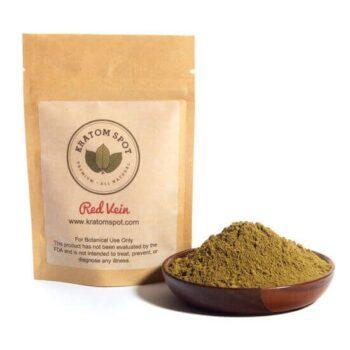 red vein kratom powder extract